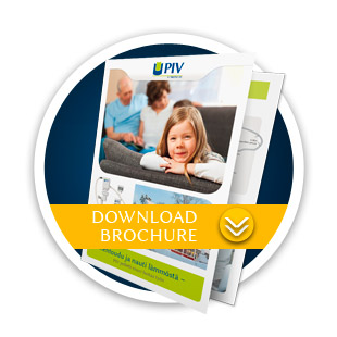 Download the PIV brochure